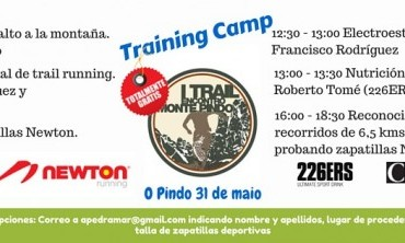 TRAINING CAMP I TRAIL ENCONTRO MONTE PINDO